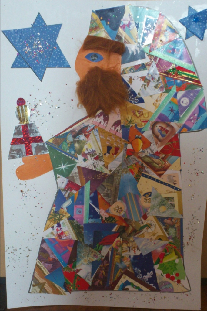 Art And Craft From Messy Church